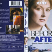 Before And After (1996) R1 Blu-Ray Cover & Label