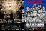 War Machine (2016) R0 CUSTOM Cover & Label