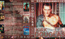Kirk Douglas 6-Movie Collection (1956-1980) R1 Custom Blu-Ray Cover