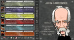 John Carpenter Collection- Volume 2 (1987-2001) R1 Custom Blu-Ray Cover
