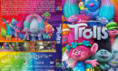 Trolls (2016) R1 Custom Cover