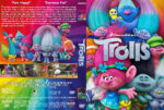 Trolls (2016) R1 Custom Cover