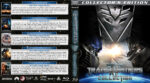 Transformers Collection (5) (2007-2017) R1 Custom Blu-Ray Cover