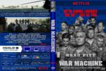 War Machine (2017) R1 CUSTOM Cover & Label