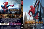 Spider-Man-Homecoming (2017) DUTCH R2 CUSTOM Cover & Label