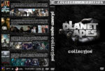 Planet of the Apes Collection (2001-2017) R1 Custom Cover