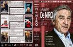 Robert DeNiro Film Collection – Set 16 (2015-2017) R1 Custom Covers