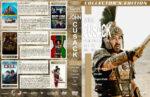 John Cusack Film Collection – Set 12 (2014-2017) R1 Custom Covers
