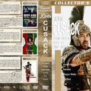 John Cusack Film Collection – Set 12 (2014-2017) R1 Custom Covers