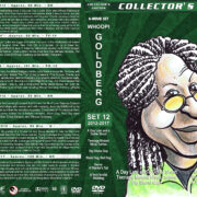 Whoopi Goldberg Collection – Set 12 (2012-2017) R1 Custom Covers
