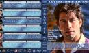 John Travolta 6-Movie Collection - Volume 1 (1977-1994) R1 Custom Blu-Ray Cover