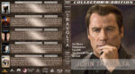 John Travolta 5-Movie Collection – Volume 2 (1995-2005) R1 Custom Blu-Ray Cover