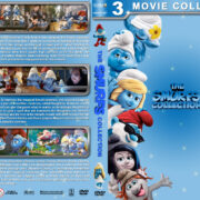 The Smurfs Collection (2011-2017) R1 Custom Cover