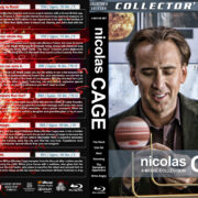 Nicolas Cage 6-Movie Collection (1996-2011) R1 Custom Blu-Ray Cover