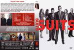 Suits – Season 6 (2017) R1 Custom Cover