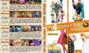 Despicable Me 1-3 & Minions (2010-2017) R1 Custom Cover