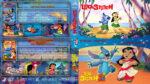 Lilo & Stitch Double Feature (2002-2005) R1 Custom Blu-Ray Cover