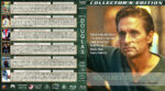 Michael Douglas 6-Movie Collection (1984-1992) R1 Custom Blu-Ray Cover