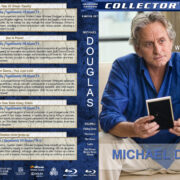 Michael Douglas 5-Movie Collection (1993-2010) R1 Custom Blu-Ray Cover