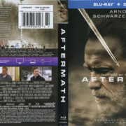 Aftermath (2016) R1 Blu-Ray Cover & label