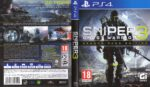 Sniper: Ghost Warrior 3 (2017) PAL PS4 Cover