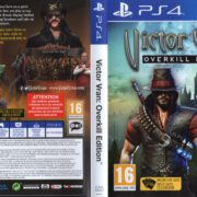 Victor Vran: Overkill Edition (2017) PAL PS4 Cover