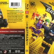 The Lego Batman Movie (2017) R1 Blu-Ray Cover
