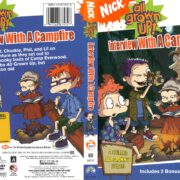 All Grown Up: Interview with a Campfire (2005) R1 DVD Cover