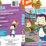 All Grown Up: O Brother (2004) R1 DVD Cover