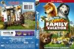 Alpha and Omega Family Vacation (2015) R1 DVD Cover