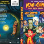 Alvin and the Chipmunks Meet Frankenstein/Alvin and the Chipmunks Meet the Wolfman (2000) R1 DVD Cover