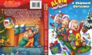 Alvin and the Chipmunks A Chipmunk Christmas (2008) R1 DVD Cover
