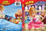 Alvin and the Chipmunks Cinderella, Cinderella (2010) R1 DVD Cover