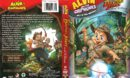 Alvin and the Chipmunks Daytona Jones and the Pearl of Wisdom (2008) R1 DVD Cover