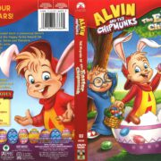 Alvin and the Chipmunks The Mystery of the Easter Chipmunk (2009) R1 DVD Cover