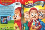 Alvin and the Chipmunks Funny, We Shrunk the Adults (2008) R1 DVD Cover