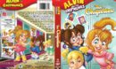 Alvin and the Chipmunks The Chipettes (2009) R1 DVD Cover