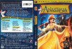 Anastasia Family Fun Edition (2005) R1 DVD Cover
