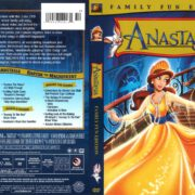 Anastasia Family Fun Edition (2005) R1 DVD Cover