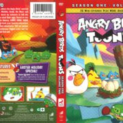 Angry Birds Toons Season One Volume Two (2014) R1 DVD Cover