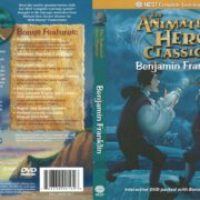 Animated Hero Classics Benjamin Franklin (2005) R1 DVD Cover