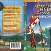 Animated Hero Classics Christopher Columbus (2005) R1 DVD Cover