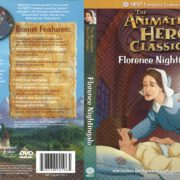 Animated Hero Classics Florence Nightingale (2005) R1 DVD Cover