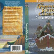 Animated Hero Classics George Washington (2005) R1 DVD Cover