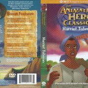 Animated Hero Classics Harriet Tubman (2005) R1 DVD Cover