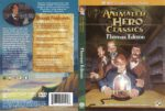 Animated Hero Classics Thomas Edison (2005) R1 DVD Cover