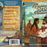 Animated Hero Classics William Bradford (2005) R1 DVD Cover