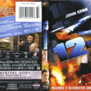 12 Rounds (2009) R1 Blu-Ray Cover & Labels