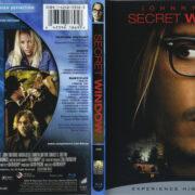 Secret Window (2007) R1 Blu-Ray Cover & Label
