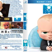 The Boss Baby (2017) R1 Custom 3D + Blu-Ray Covers